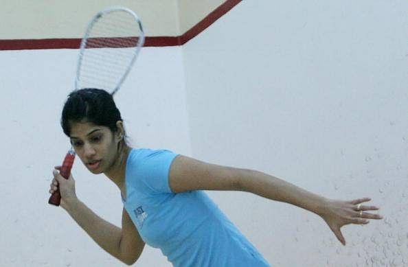 Joshna Chinappa wins squash individual gold at the South Asian Games