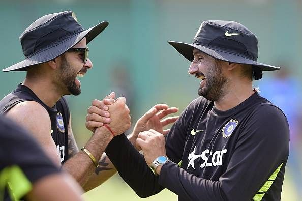 Video: Harbhajan Singh interviews Virat Kohli