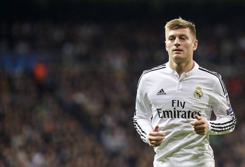 Toni Kroos' annual salary at Real Madrid revealed to be €10.9 million