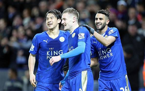 Leicester City's outrageous possession stats compared to EPL champions in recent years