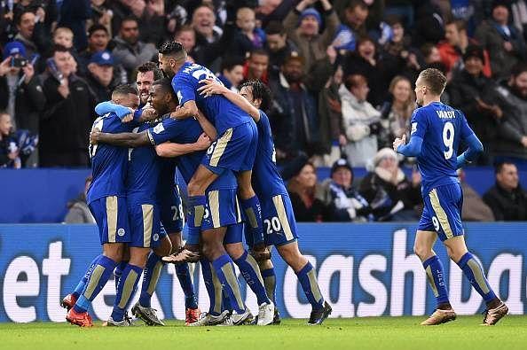Leicester City favourites to win the Premier League, says Louis van Gaal
