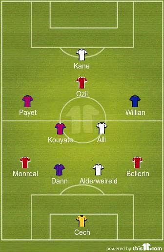 London XI - London XI vs Manchester XI vs Merseyside XI – Who will win?