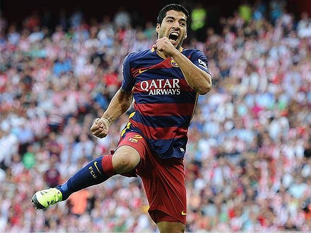 Is Luis Suarez's scintillating form overshadowing Lionel Messi?
