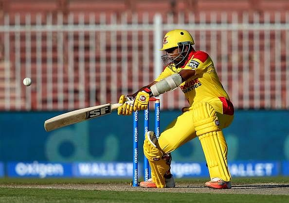 MCL 2016, Match 8: Brilliant ton by Jayawardene powers Strikers to 63-run win over Legends