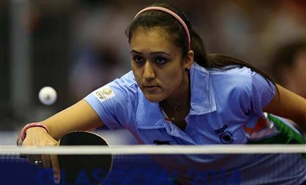 Interview with <b>Manika</b> <b>Batra</b>: &quot;I don't want to go to Rio Olympics and ...