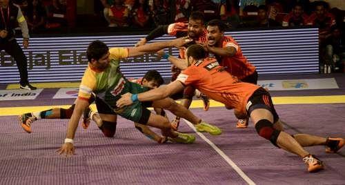 Patna Pirates crush U Mumba; Telugu Titans go top after beating Bengaluru Bulls