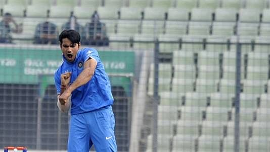 Mayank Dagar, Sehwag's cousin, talks about contending for the U-19 Finals