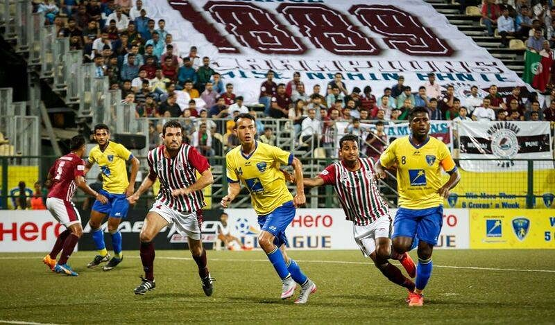 I-League: Mumbai FC hold Mohun Bagan to goalless draw