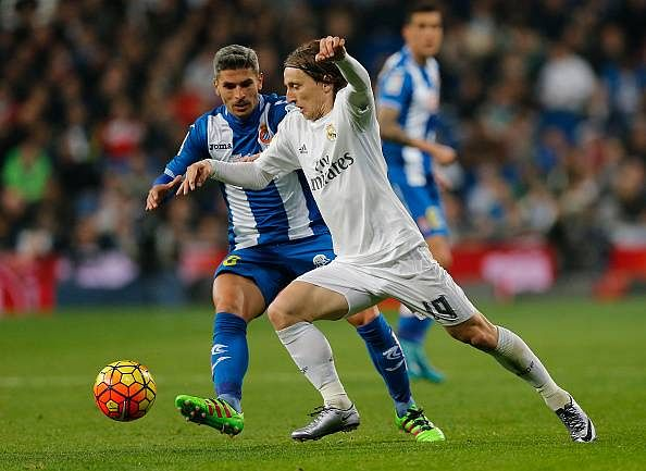 Midfielder Luka Modric praises Zinedine Zidane's work as coach of Real Madrid