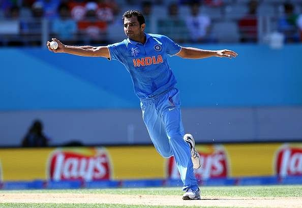 Sandeep Patil says Mohammed Shami is fit, calls Manish Pandey's omission a tough one