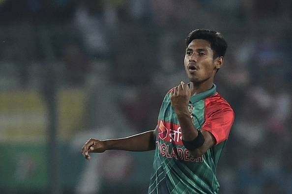 Mustafizur Rahman delighted to be drafted into IPL