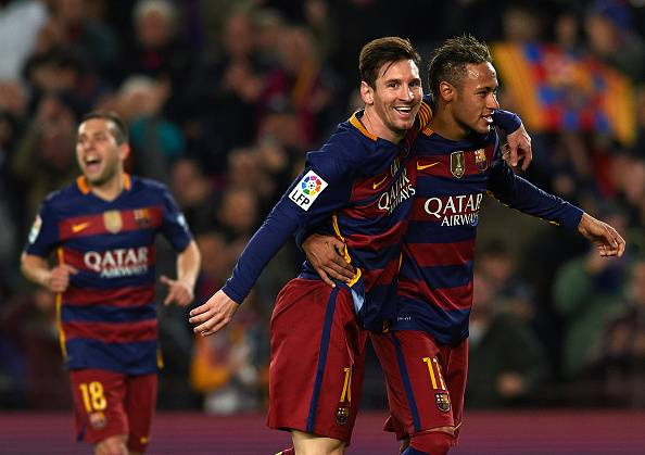 Can Neymar become Lionel Messi's heir at Barcelona?