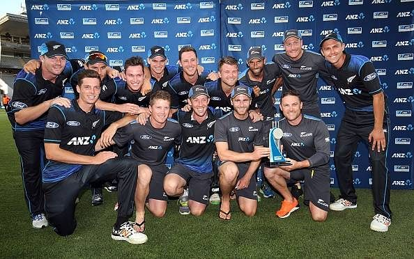 New Zealand, South Africa and England aim to improve their ODI rankings