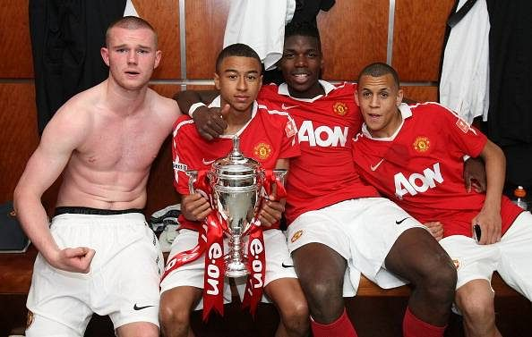 Rio Ferdinand reveals the best Manchester United academy star he has ever seen