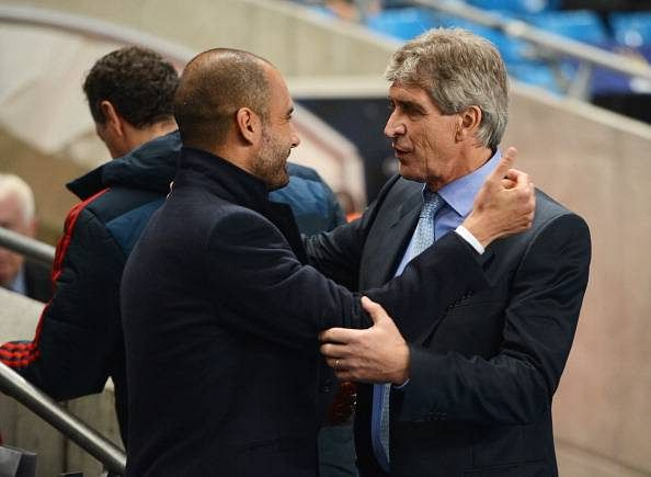 Pep Guardiola to replace Manuel Pellegrini at Manchester City next season, signs 3-year contract