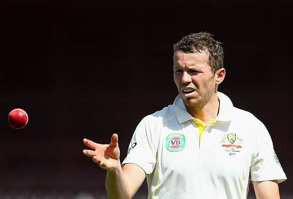Long term injury casts shadow on Peter Siddle's international future