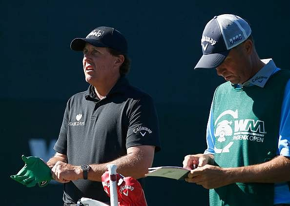 Caddies lose lawsuit vs. PGA Tour