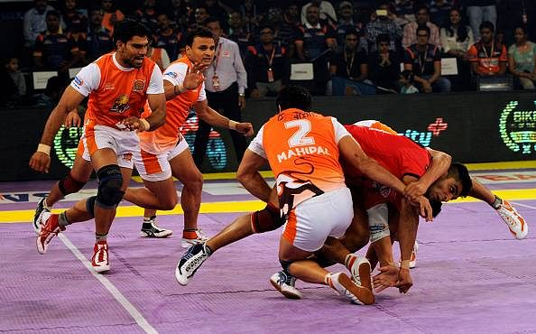 Interview with the Puneri Paltan squad: 'Kabaddi is not just about physical strength'