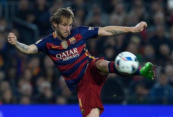 Ivan Rakitic is Barcelona's most picked player under Luis Enrique