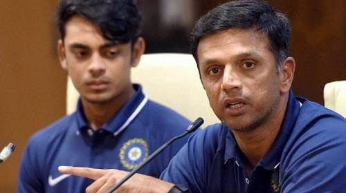 Glad that India displayed best all-round performance: Dravid