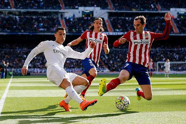 Madrid Vs Atletico