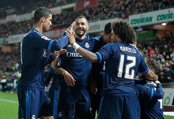 Granada 1-2 Real Madrid : 5 talking points