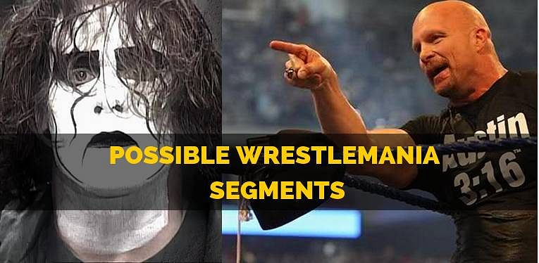 5 Non-wrestling segments that could happen at WrestleMania 32
