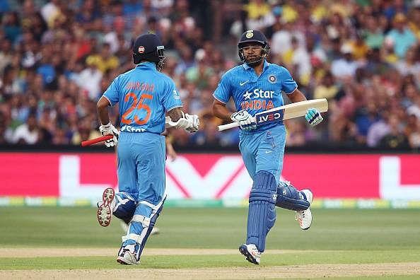 Rohit Sharma - Shikhar Dhawan partnership: What numbers say?
