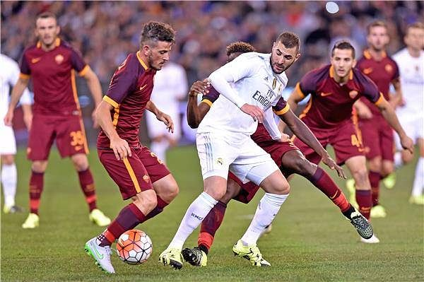 Real Madrid As Roma