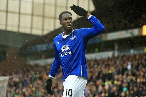 Romelu Lukaku reveals forwards he admired; says Didier Drogba is like his brother