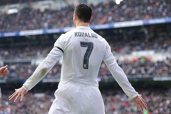 Cristiano Ronaldo says he will stay at Real Madrid until 2018
