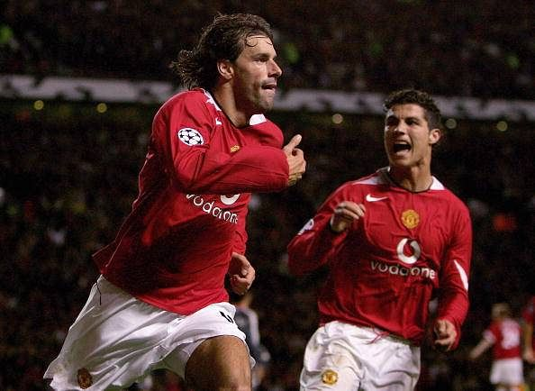 The real reason behind Ruud Van Nistelrooy's departure from Manchester United
