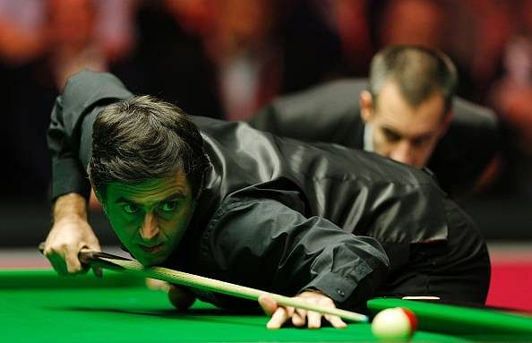 Snooker player Ronnie O'Sullivan to play at the Welsh Open