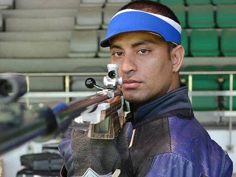 Sanjeev Rajput qualifies for Rio Olympics 2016