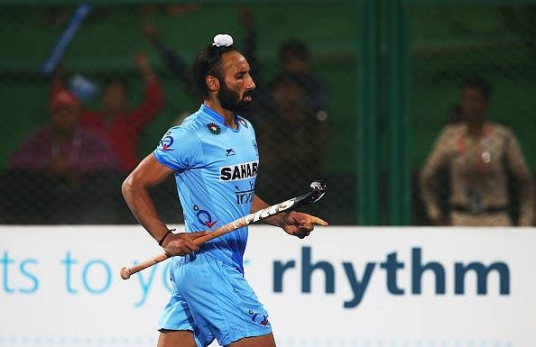 SIT to probe sexual harassment charges against India Hockey captain Sardar Singh