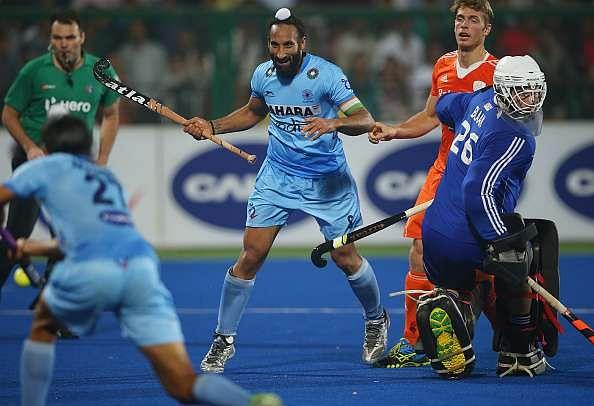 Interview with Sardar Singh:
