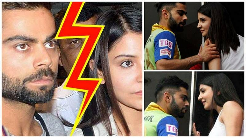 Virat Kohli and Anushka Sharma part ways [Rumours]