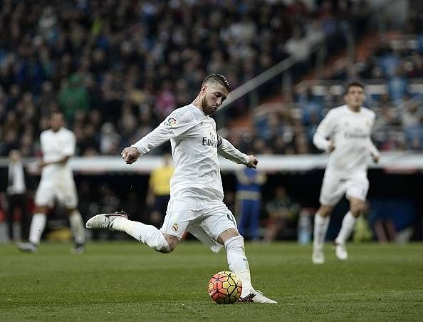 Real Madrid's Sergio Ramos confident Spain will win Euro 2016