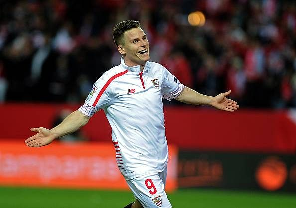 Sevilla thumps Celta Vigo 4-0 in the Copa del Rey semifinal