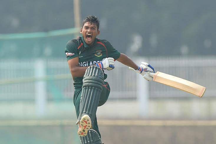Bangladesh U-19 cricketer Nazmul Hossain Shanto says he loves to bat under pressure