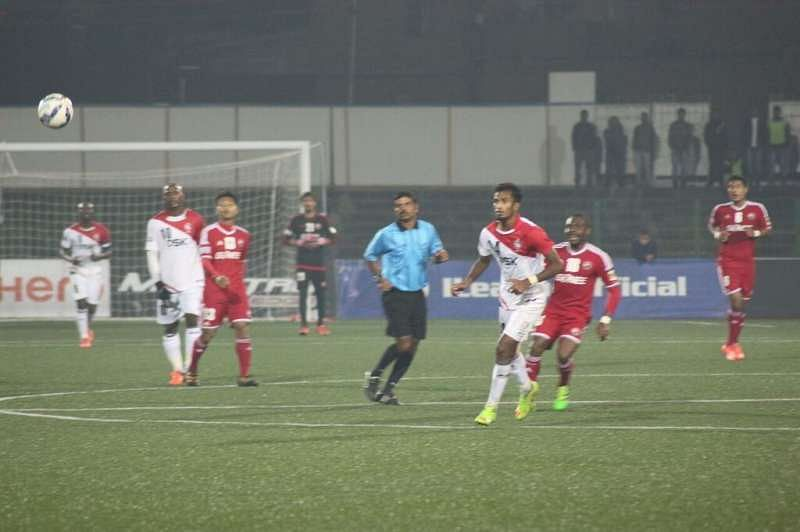 I-League: DSK Shivajians hold Shillong Lajong at 1-1