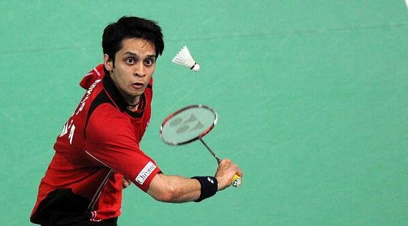 Injured shuttler Parupalli Kashyap forced to participate in South Asian Games