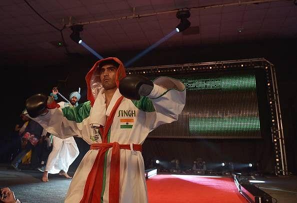 Vijender Singh's fourth fight rescheduled