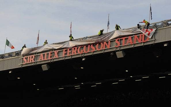 Manchester United to close down Sir Alex Ferguson stand for first Europa League game