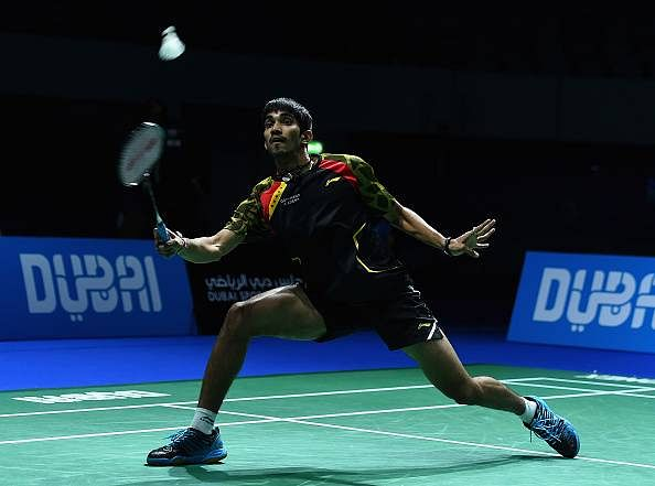 2016 German Open: Good start for India on Day One