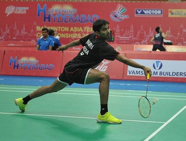 Badminton Asia Team Championships: India beat China 3-2 in the men's category