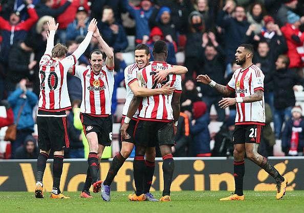 Sunderland 2-1 Manchester United: Player Ratings