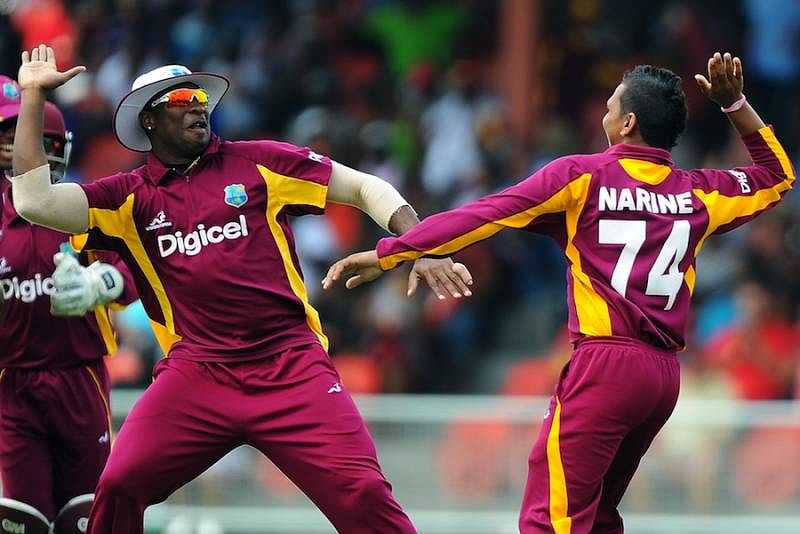 ICC World T20 2016: Sunil Narine and Kieron Pollard pull out of West Indies World T20 squad