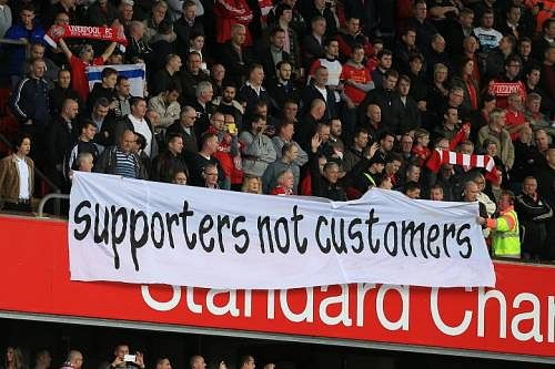 Liverpool supporters planning 77th minute walkout as they protest ticket price hike