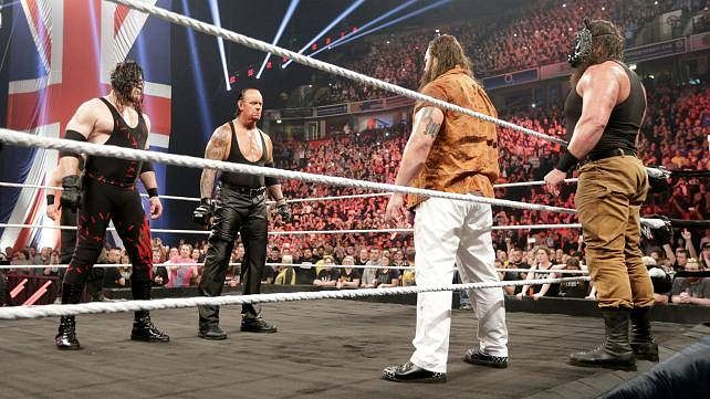 Options for Undertaker and other big men at WWE Fastlane and WrestleMania